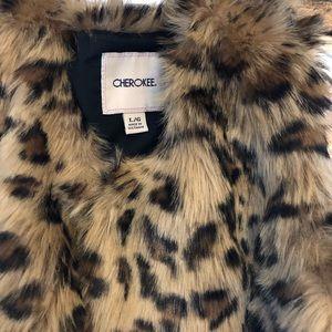 Girls vest by cherokee